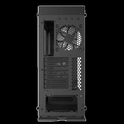 Vega Black Temp Glass