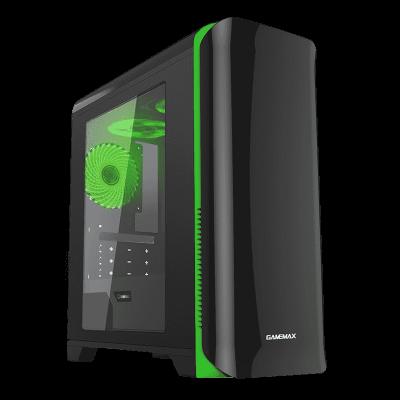 H602 Black Green
