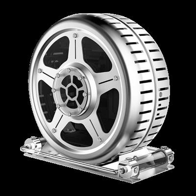 Hot Wheel Silver