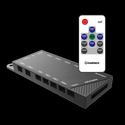 Remote PWM+ARGB HUB V3.0