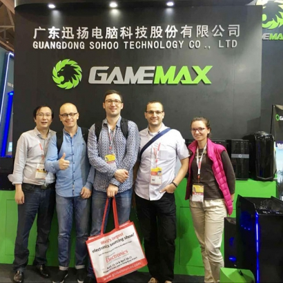 April 11-14, Global Sources Hong Kong Electronics Fair
