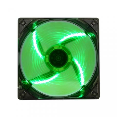 15灯LED白灯风扇