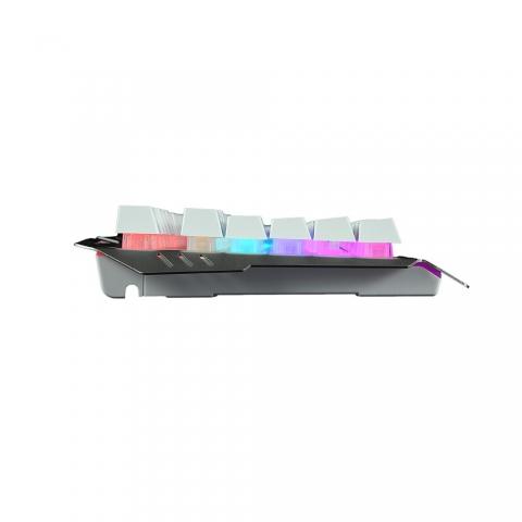 6604点彩机械手感键盘