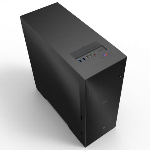 轻风健侠 (9903) 黑色 分体式